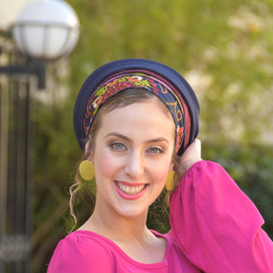 Multi Media Majesty Headscarf