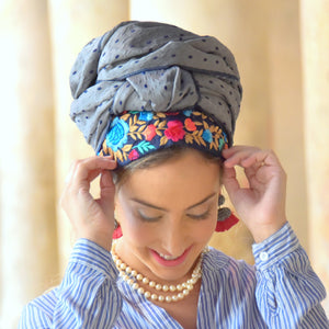Regal Happiness Headscarf