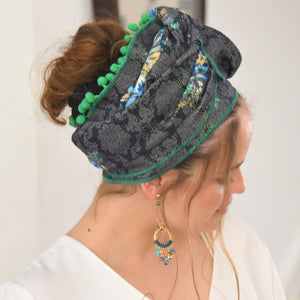 Magnolia Denim Headwrap