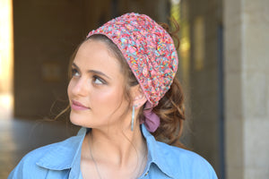 Jolly Flowers Headband