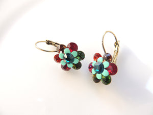 Fiower Earrings