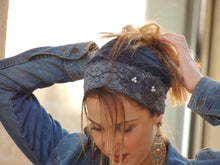 How To Sew Your Denim Headband