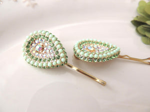 Sparkle Stones Hair Pin