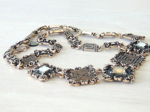 Vintage Bronze Necklace