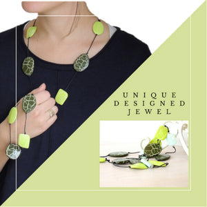 Original Green Necklace