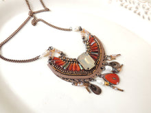 Authentic Brown Necklace
