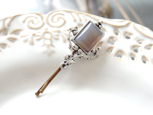 Old Gray Hair Pin