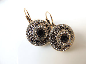 Antique Hanging Earrings