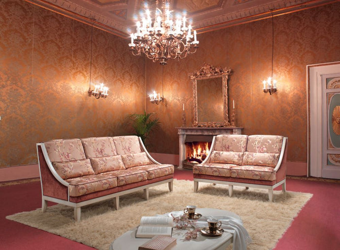 Luxury Italian Made lounge suite 3+2+1