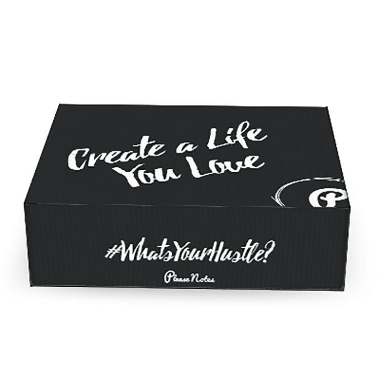 #HustleKit <br> Give A Gift with Three