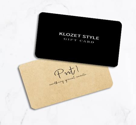 Gift Card,klozetstyle-com,Gift Card