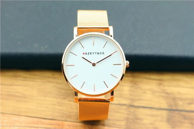 Luxury fashion watch - klozetstyle.com
