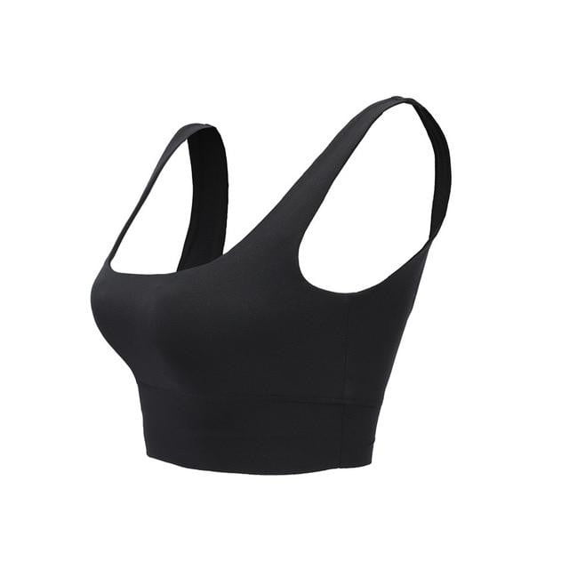 Push Up Seamless Sports Bra