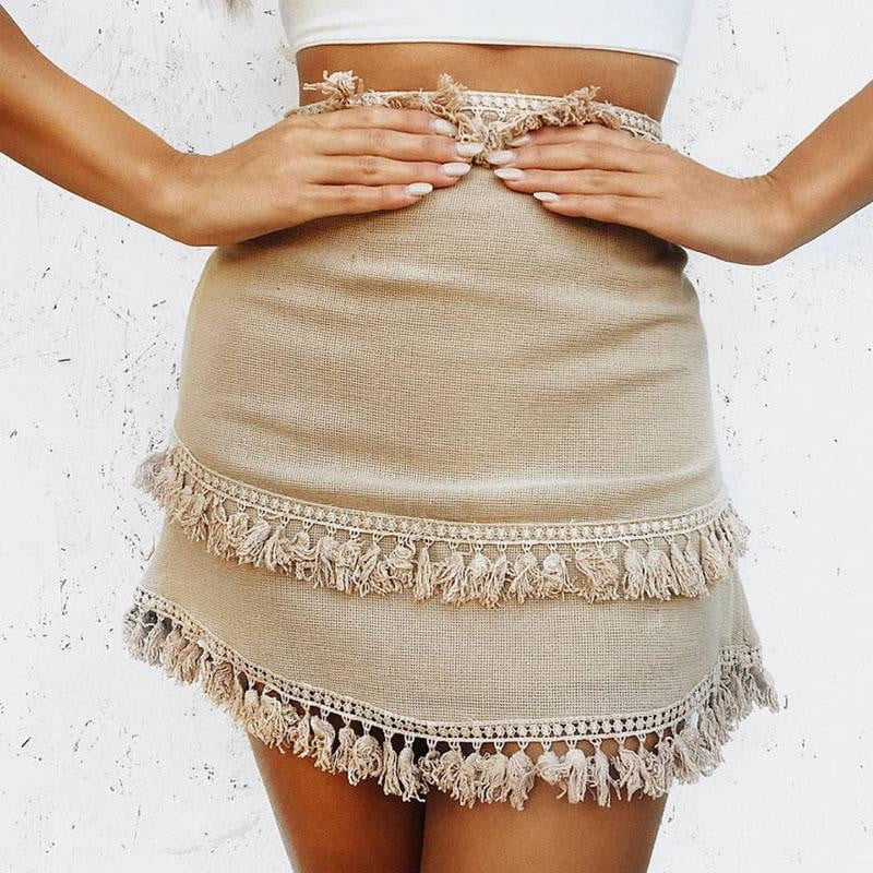 Two-Piece Slim tassel - klozetstyle.com
