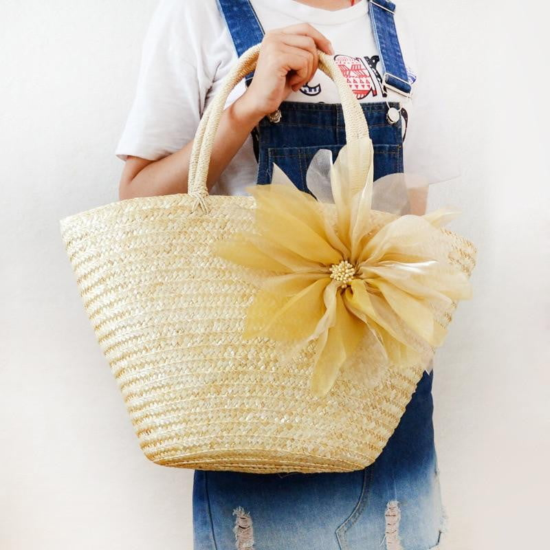 Large Capacity Big Zipper Casual Bags - klozetstyle.com