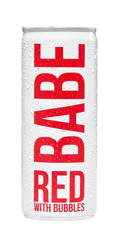 BABE Red <br>4 pack