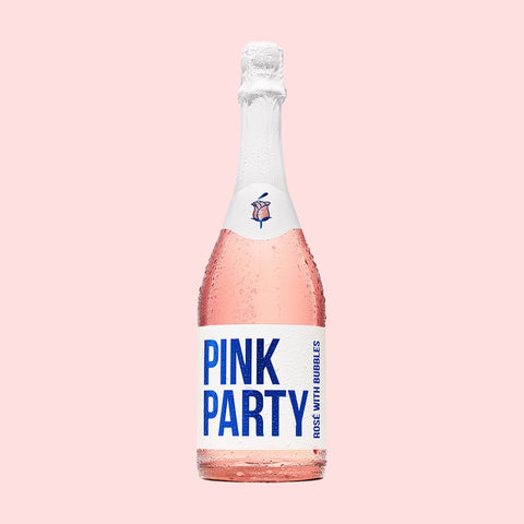 Pink Party Rosé With Bubbles