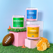 FOOTBALL CANDLE BUNDLE
