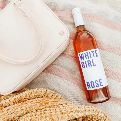 White Girl Rosé Wine