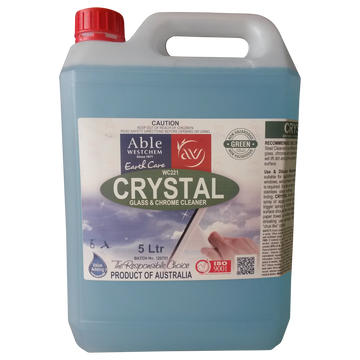Crystal Window/Chrome Cleaner