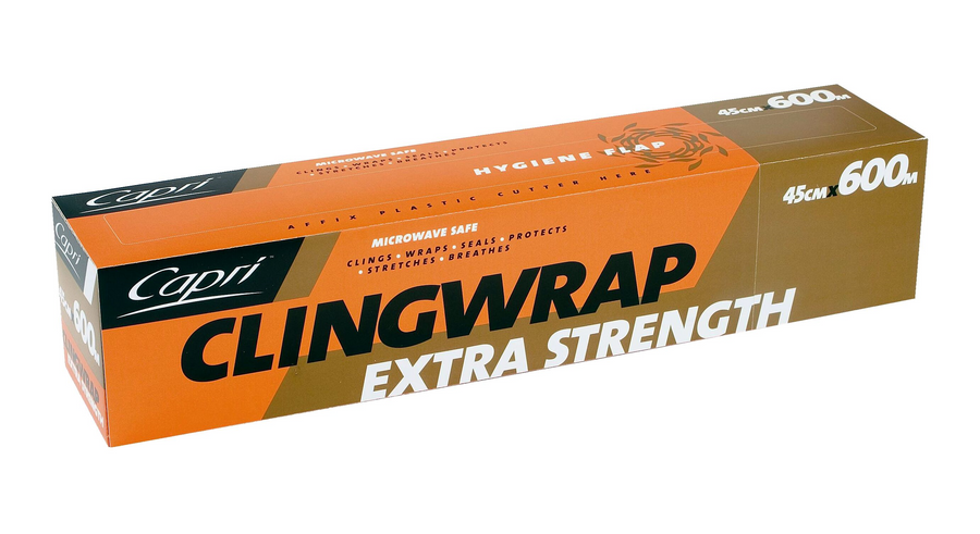 Cling Wraps Extra Strength