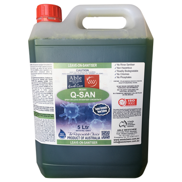 Q-San Food Safe Sanitiser