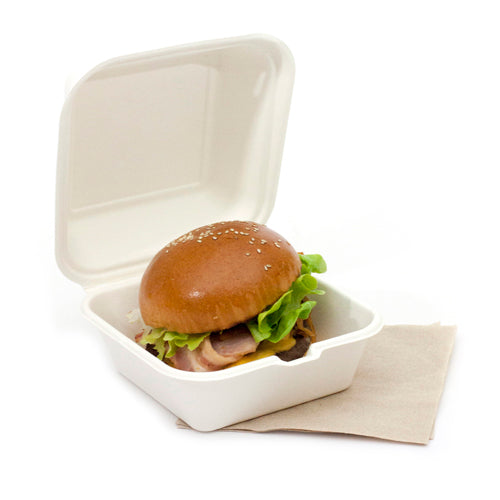 Natural Fibre Burger Clam