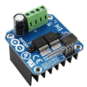LARGE CURRENT MOTOR DRIVER MODULE BTS7960 – 43A