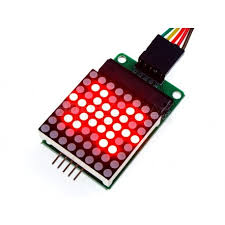 DOT MATRIX DISPLAY MODULE