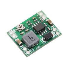 ADJUSTABLE MINI DC-DC MODULE- LM2596S