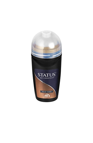 Status Roll On For Men - 50ml