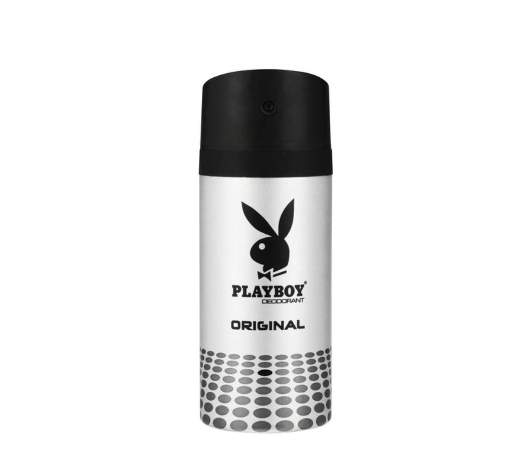 Playboy Mens Deodorant - 150ml