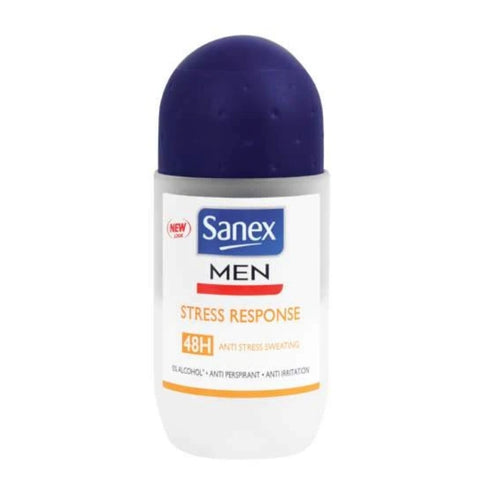 Sanex Mens Roll On - 50ml