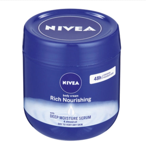 Nivea Body Cream - 400ml