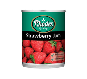 Strawberry jam - Rhodes Superfine - 450g