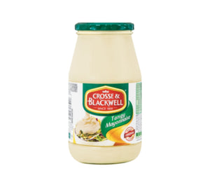 Tangy Mayonnaise - Crosse & Blackwell - 750g