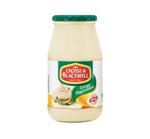 Tangy Mayonnaise - Crosse & Blackwell - 375g