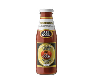Tomato Sauce - All Gold - 350ml
