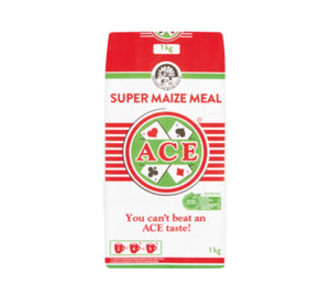 Super Maize Meal - Maize - 1kg