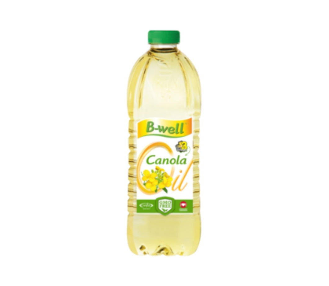B-Well Canola Oil - 2L