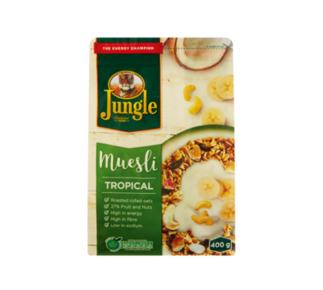 Jungle Tropical Muesli - 400g