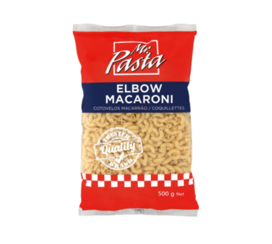 Elbow Macaroni Pasta - Mr Pasta - 500g