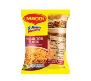 2 Minute Noodles - Durban Curry - Maggi - 73g