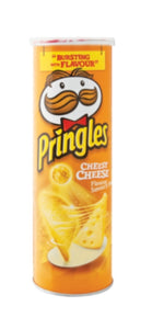 Pringles Cheesy Cheese Chips - 110g