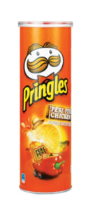 Pringles Peri-Peri Chicken Chips - 110g