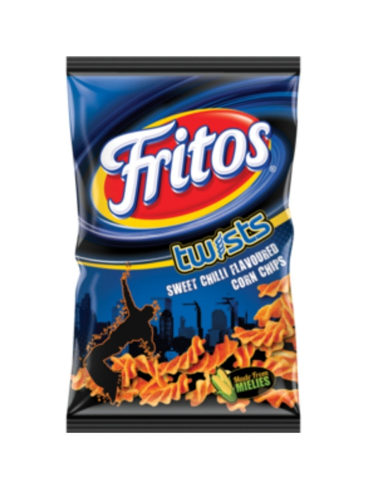 Fritos Twists Sweet Chilli Chips - 120g