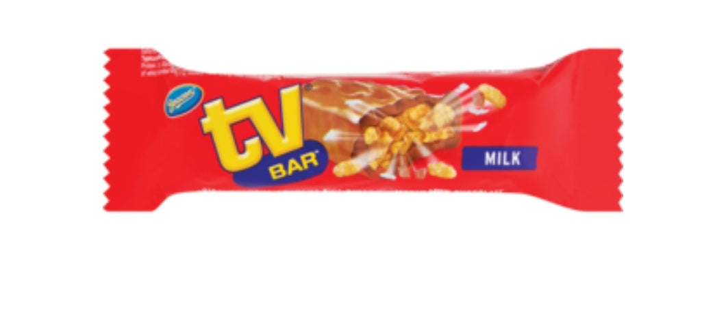 TV Bar Milk Chocolate - Beacon - 47g