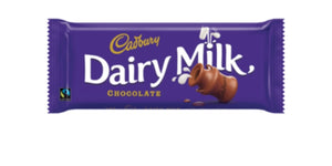 Dairy Milk Chocolate - Cadbury - 150g