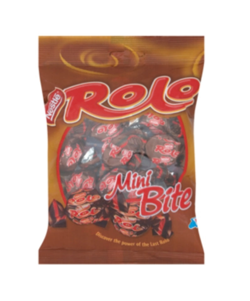 Rolo Mini Bite Chocolate - Nestle' - 130g