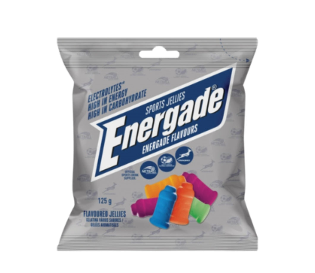 Energade Sport Jelly Sweets - 125g